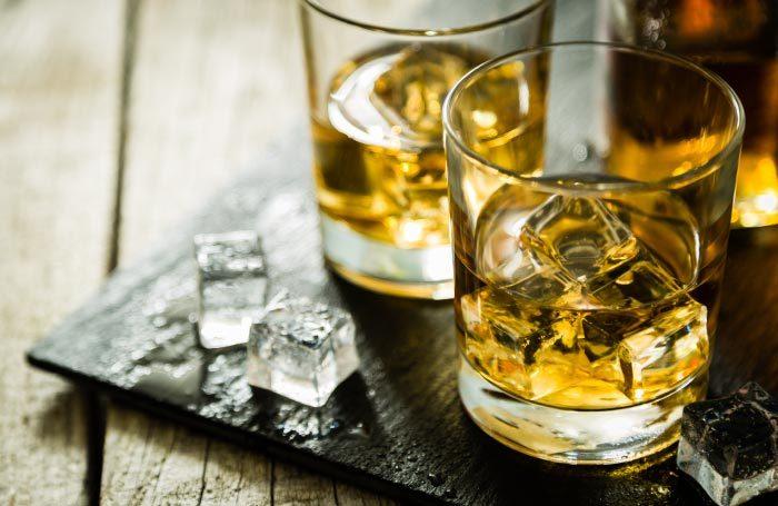 糖質制限中でも飲める蒸留酒