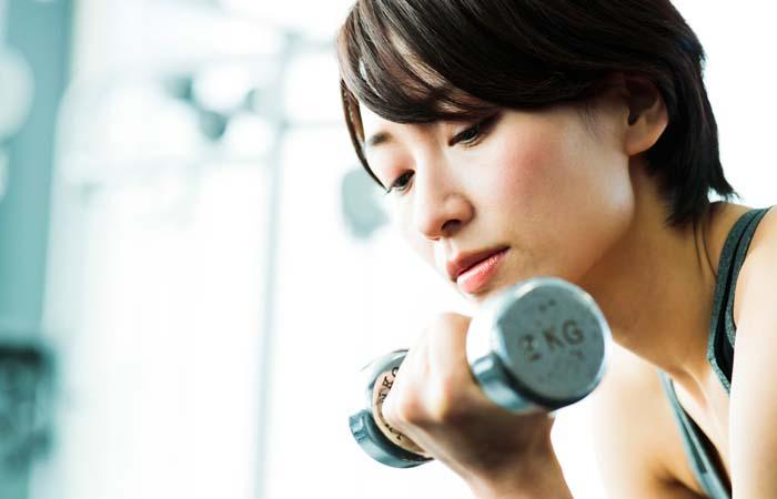 痩せ体質に、運動は欠かせません