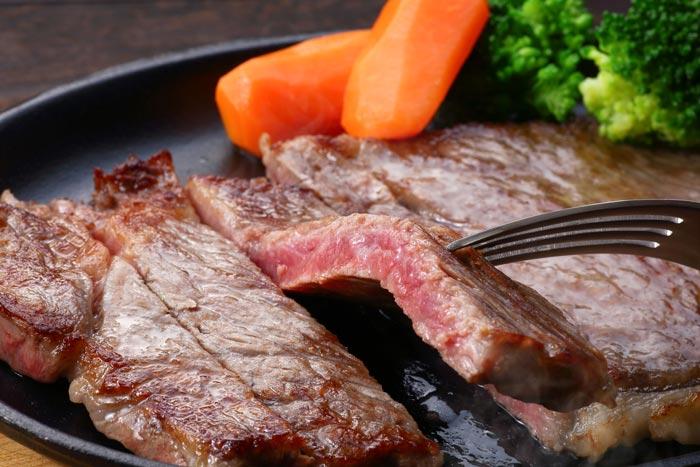 焼肉やステーキは、糖質制限中もOK!