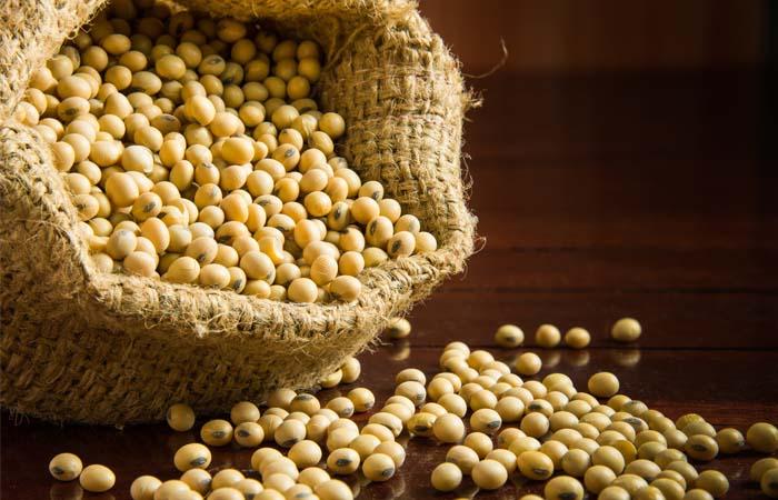 大豆はアジアから欧米へ運ばれました