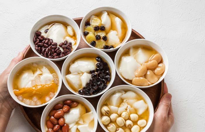 豆腐はアジア各地で食べられています