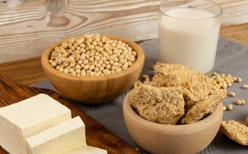 世界で注目度が高まっている大豆製品
