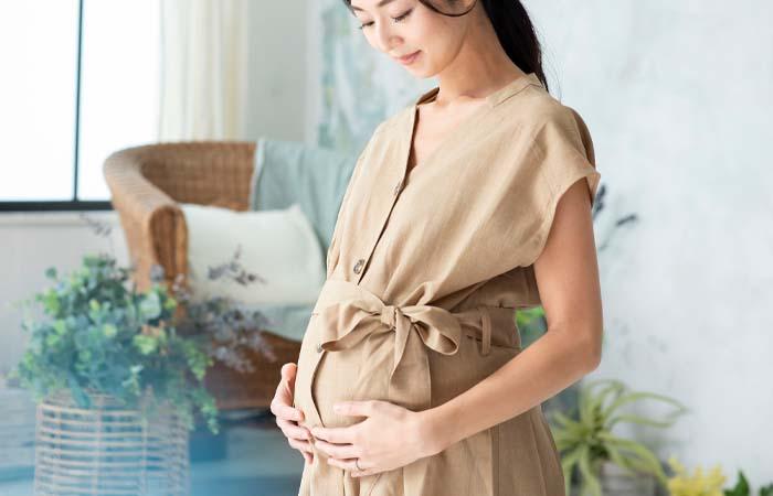 妊婦さんイメージ