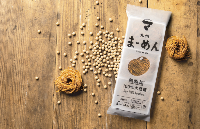 大豆100%麺、九州まーめん
