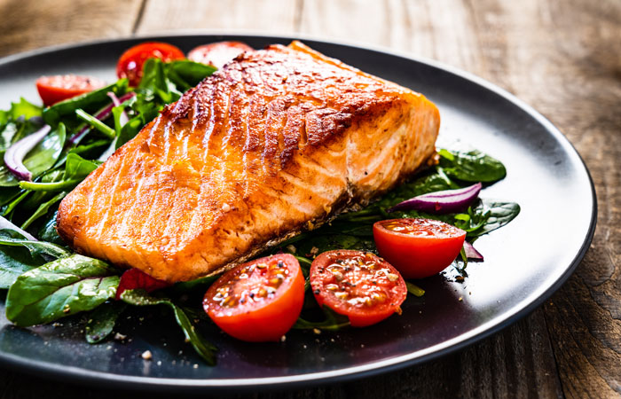 食事とタンパク質