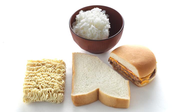 主食と糖質